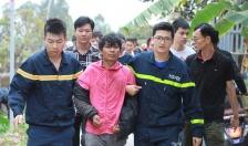Hơn 36 giờ nghẹt thở giải cứu thành công đối tượng ngáo đá ở Thủy Nguyên