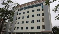 Huyện An Dương:  Hoàn thành xây lắp trụ sở làm việc HĐND, UBND huyện