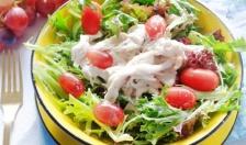 Salad rau củ ngon miệng, dễ ăn