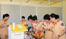 Hội Phụ nữ CATP: Khẳng định vai trò trong công tác xây dựng lực lượng