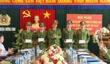 Công an quận Dương Kinh: Không để phát sinh điểm nóng