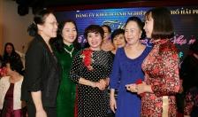 Đảng ủy khối doanh nghiệp thành phố: Ghi nhận sự đóng góp to lớn của đội ngũ phụ nữ vào công cuộc phát triển