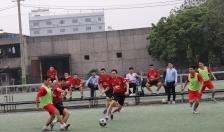 Đoàn khối Tham mưu – Xây dựng lực lượng – Hậu cần CATP:  Khai mạc giải bóng đá, bóng bàn, kéo co