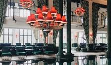 Mối lương duyên thời trang và kiến trúc trong tuyệt phẩm Hotel de la Coupole