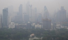 Nhiều chuyến bay ở Thái Lan bị hủy do ô nhiễm không khí