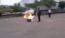 Huấn luyện nghiệp vụ phòng cháy, chữa cháy