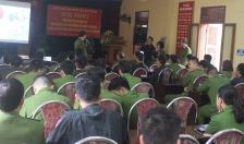 Đoàn thanh niên Phòng Cảnh sát Cơ động - CATP: Phấn đấu lập nhiều thành tích xuất sắc