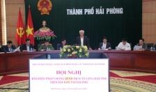 Kết luận của Phó Chủ tịch UBND TP tại cuộc họp bàn biện pháp phòng chống dịch tả lợn Châu Phi