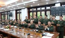 Khối An ninh nhân dân-CATP: Giao ban xây dựng lực lượng quý 1/2019