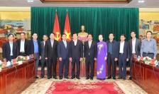 Nguyên Chủ tịch nước Trương Tấn Sang: Hải Phòng phải bước vào một giai đoạn phát triển với tiêu chí cao hơn