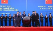 Thông quan cầu Bắc Luân II cửa khẩu Móng Cái (Việt Nam) – Đông Hưng (Trung Quốc)