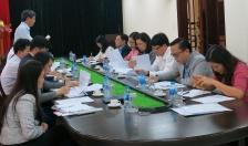 Kiểm tra công tác chuẩn bị Đại hội điểm MTTQ Việt Nam quận, huyện nhiệm kỳ 2019-2024