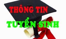 TRƯỜNG ĐH HÀNG HẢI VIỆT NAM - TUYỂN SINH ĐỢT 1 NĂM 2019