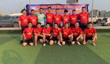 Công an thành phố Hạ Long tổ chức giải bóng đá mini
