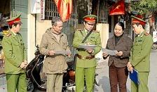 Công an tỉnh Nam Định: Tập huấn nghiệp vụ tổng điều tra dân số