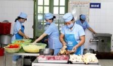 Huyện Tiên Lãng:  Kiểm tra vệ sinh an toàn thực phẩm tại các bếp ăn bán trú trên địa bàn