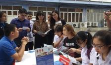 Đoàn khối Doanh nghiệp thành phố: Tư vấn việc làm cho đoàn viên, thanh niên