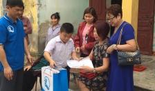 Quỹ Bảo trợ trẻ em Hải Phòng: Trao nhiều suất quà của nhà tài trợ giúp các trẻ có hoàn cảnh khó khăn
