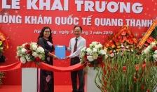 Khai trương Phòng khám Quốc tế Quang Thanh