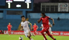 Hải Phòng 1-1 Đà Nẵng:   Nhiều sự cố, ít bàn thắng