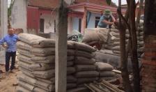 """Huyện Vĩnh Bảo: Nhiều hộ gia đình chính sách xây, sửa chữa nhà  """"ngóng"""" vật tư hỗ trợ"""