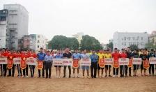 Quận Lê Chân:  Sôi nổi, hấp dẫn Ngày hội Văn hóa – Thể thao công nhân viên chức lao động