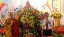 """Đại lễ Phật đản Phật lịch 2563 - Dương lịch 2019:  Sáng tỏ tinh thần """"từ bi, hỷ xả"""" của đạo Phật"""