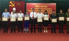 Huyện ủy An Dương:  Biểu dương 41 tập thể, cá nhân thực hiện Chỉ thị 05 của Bộ Chính trị