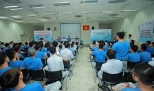 Công ty TNHH ô tô xe máy Tiến Phát:  Tuyên truyền an toàn giao thông tại Công ty sản xuất lốp Bridgestone Việt Nam