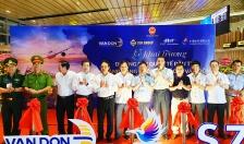 Cảng Hàng không quốc tế Vân Đồn: Đón chuyến bay quốc tế đầu tiên ngay trong 5 tháng đầu vận hành