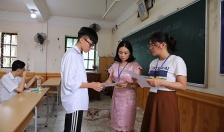 Sáng 5-6, 19.132 thí sinh bước vào Kỳ thi tuyển sinh lớp 10 tại Hải Phòng