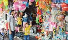 Sôi động thị trường đồ chơi trẻ em