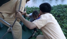 Kịp thời cứu giúp nạn nhân đuối nước