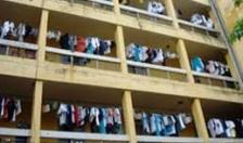 Bắt trộm ở kí túc xá sinh viên