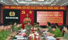 Quán triệt Quy định của Bộ Chính trị về tổ chức đảng trong CAND và Quy định của Đảng ủy Công an Trung ương về trách nhiệm nêu gương