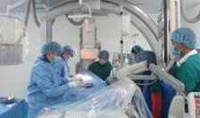 Bệnh viện Trẻ em Hải Phòng: Can thiệp tim mạch cho 2 bệnh nhi bị tim bẩm sinh