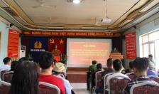 CAH An Dương: Tuyên truyền, phổ biến kiến thức pháp luật về ANTT tới 130 hộ kinh doanh
