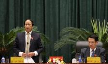 Ngày làm việc thứ 2 kỳ họp thứ 10 HĐND TP khóa XV: Chủ tịch UBND TP trực tiếp trả lời chất vấn