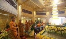 Đến Fansipan dự lễ cầu an quy mô nhân ngày lễ Vu Lan báo hiếu