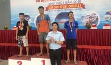 Hải Phòng giành 11 HCV tại Giải bơi – lặn vô địch các CLB Quốc gia khu vực 1 năm 2019