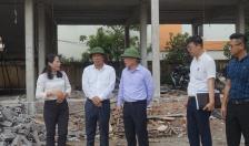 Quận Lê Chân:  Sẵn sàng cơ sở vật chất chuẩn bị năm học mới