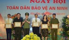 Nhiều mô hình đảm bảo ANTT tại xã Hồng Thái (huyện An Dương) được nhân rộng ra toàn quốc
