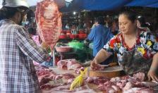 Nguy cơ thiếu thịt lợn cuối năm