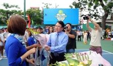 68 vận động viên tham gia giải Quần vợt chuyên nghiệp Việt Nam-Cúp Lạch Tray năm 2019