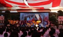 Festival Văn hóa Việt Nam - Nhật Bản ở Trường THCS Tô Hiệu: Đào tạo nguồn nhân lực, đón làn sóng đầu tư Nhật Bản