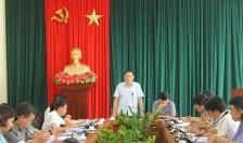Kiểm tra, giám sát việc thanh tra vụ việc, truy tố, xét xử các vụ án tham nhũng kinh tế nghiêm trọng tại Dương Kinh