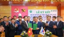 Hoành Bồ (Quảng Ninh) - DamYang (Jeollanam Do, Hàn Quốc) hợp tác phát triển nông nghiệp