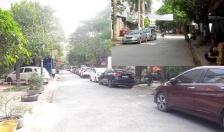 Lộn xộn hàng quán và giao thông tại khu Đồng Cau (Thủy Nguyên)