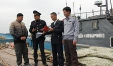 1.256 tàu cam kết không khai thác bất hợp pháp