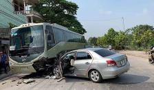 Va chạm giao thông do lỗi thao tác